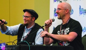 Rob and Doug Walker